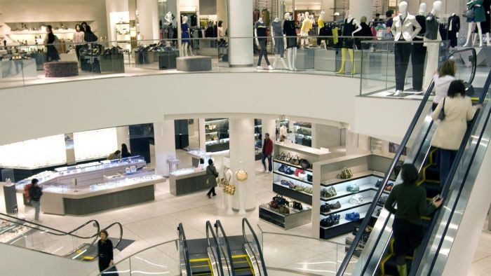 What Are Some Popular Department Stores in Canada?