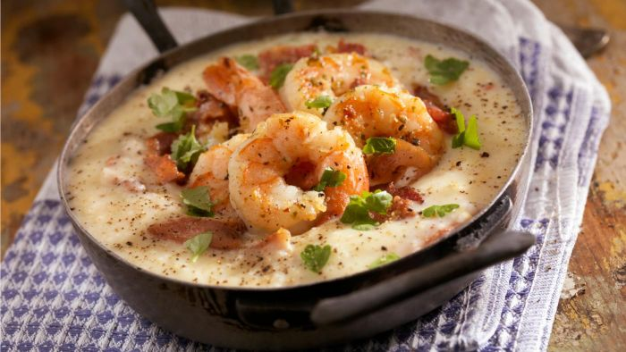 What Ingredients Do You Need to Make Shrimp Grits?