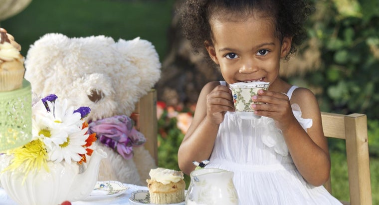 What Are Some Fun Ideas for a Tea Party?