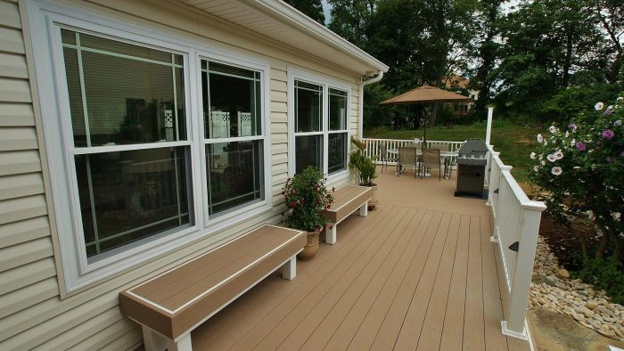 What Are the Types of Composite Decking?