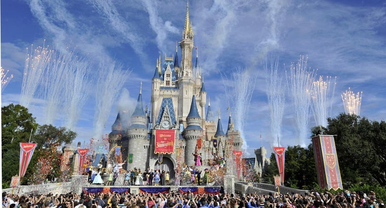 What Is the History of Disney World?
