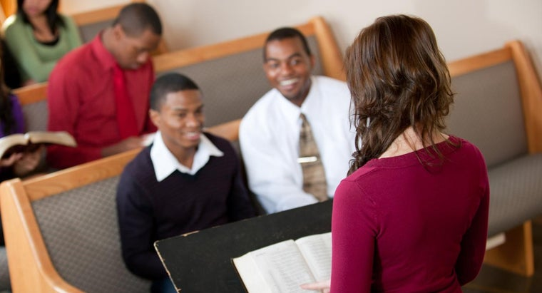 How Do You Write a Welcome Speech for Church Events?