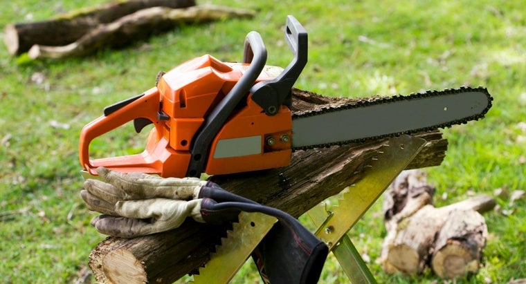 How Do You Troubleshoot a Chainsaw?