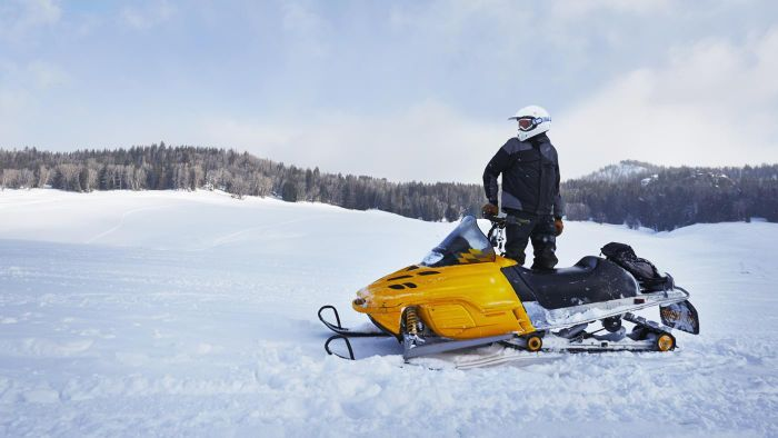 Where can you find used snowmobiles in Michigan?