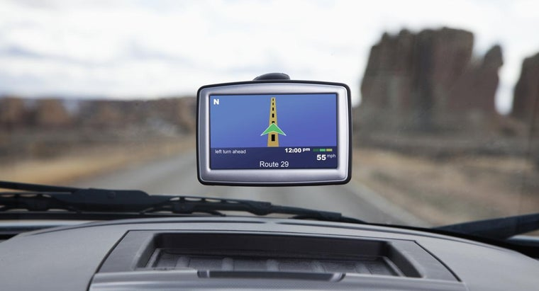 Where Can You Find a Manual for Your Garmin GPS?