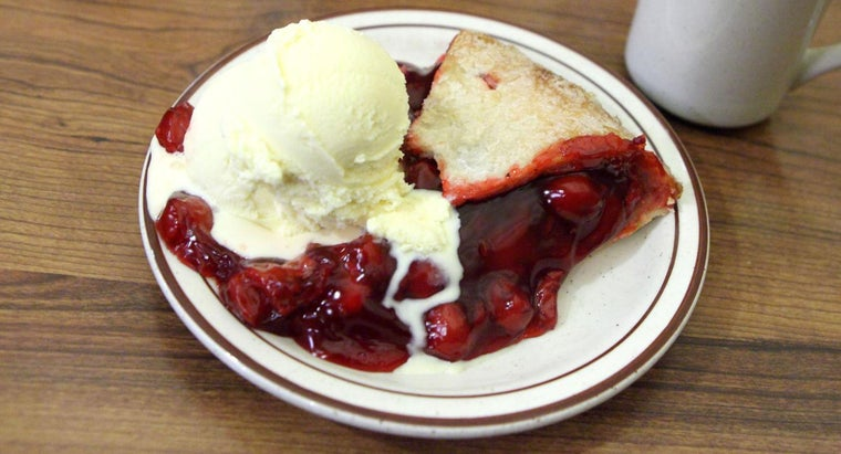 What Is the Best Type of Cherry to Use in a Cherry Pie?