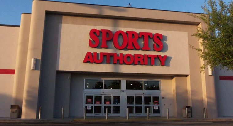 Where Can You Find Coupons for Sports Authority?
