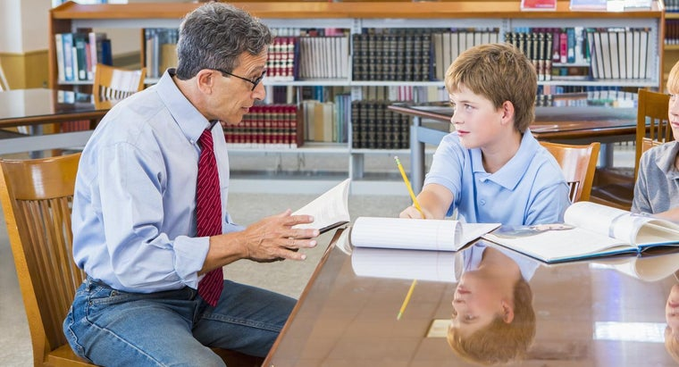 What Typically Is Taught in Sixth Grade English?