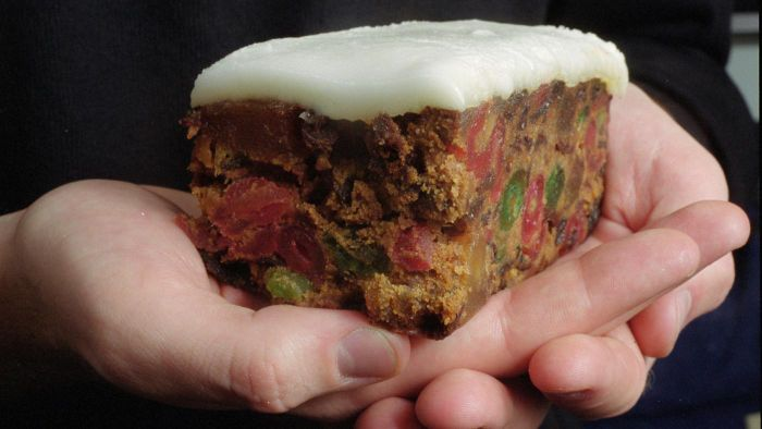 What is a moist fruitcake recipe?