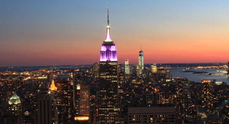 Where Can You Buy Tickets to the Top of the Empire State Building?