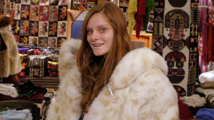 Where can you sell a fur coat?