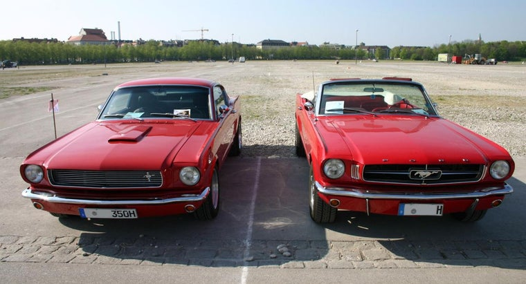 How Do You Check If a 1967 Ford Mustang for Sale Is in Good Condition?