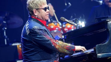For Whom Does Elton John Write His Songs?
