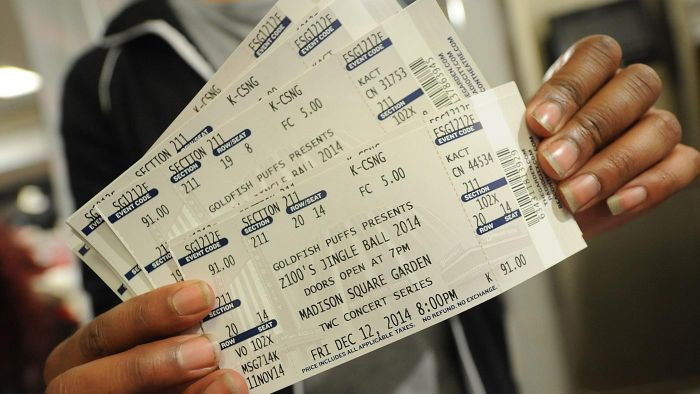 How Do You Purchase Concert Tickets From Ticketmaster?