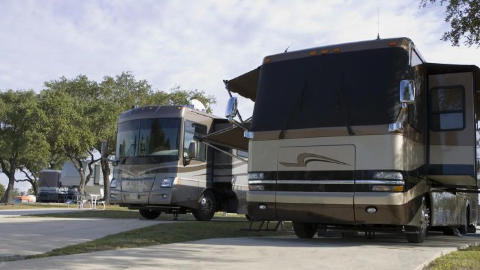 Which Are the Top Five RV Manufacturers?