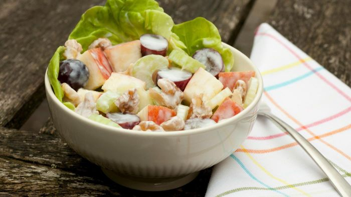 What Are Some Classic Waldorf Salad Recipes?