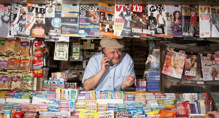 Where Can You Buy Magazines in New York City?