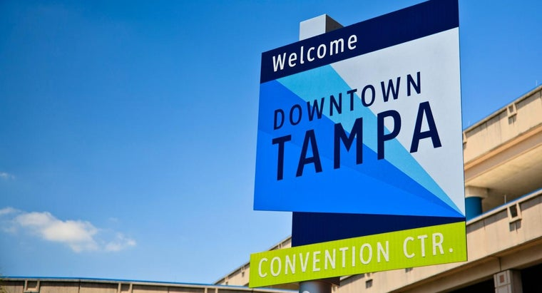 What Are Some Colleges in Tampa, Florida?