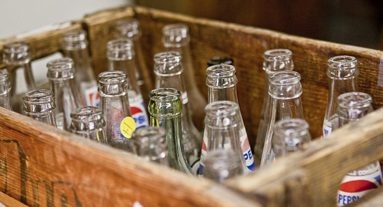 Are the Old Glass Pepsi Bottles Valuable?