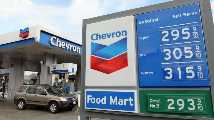 How Often Does Chevron's Stock Split?