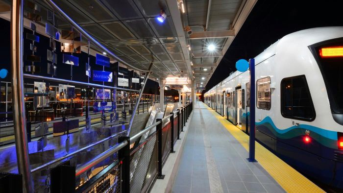 Where Can You Find a Map of the Seattle Light Rail?