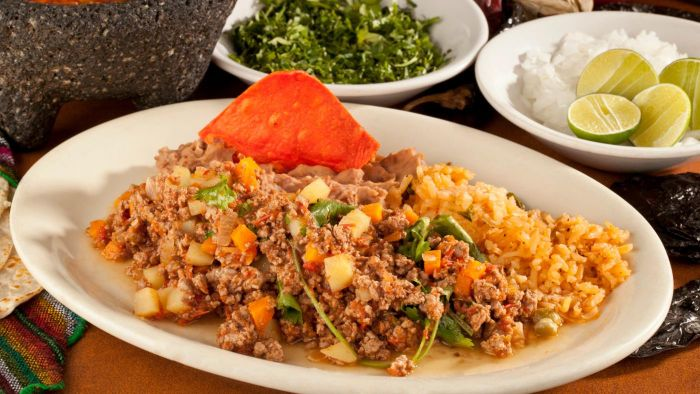 What Is a Recipe for Mexican Picadillo?