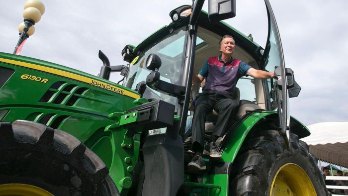 Where Can You Buy Used John Deere Parts Locally?