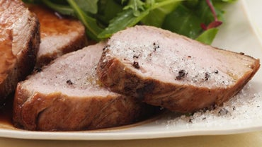What Is the Cooking Time for a Pork Tenderloin?