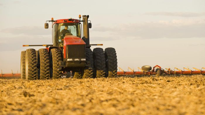 Can a Farm Exemption Be Taken on Tractor Tires Bought Online?