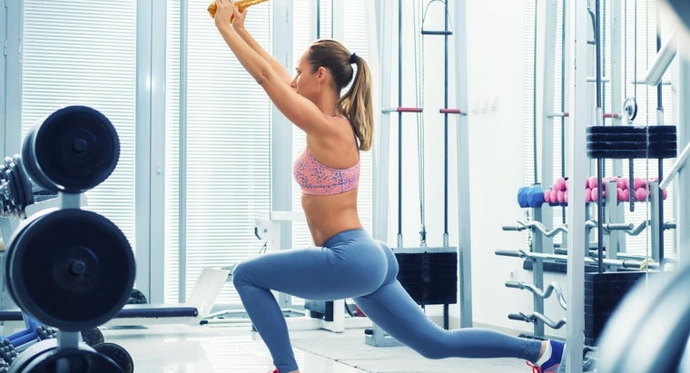 What Exercises Tighten and Lift Buttocks?