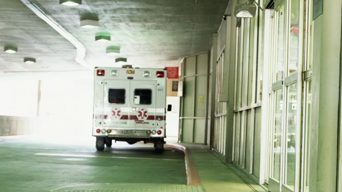 What are hospital transport services?