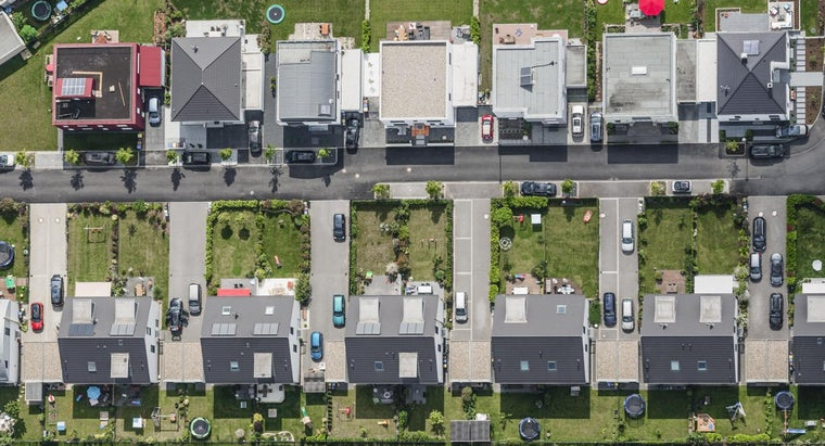 What Is an Aerial View of Your Home?