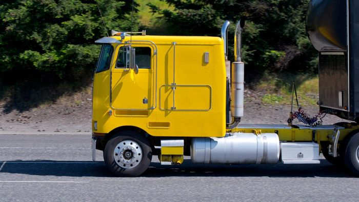 Where can you find used cabover trucks for sale?