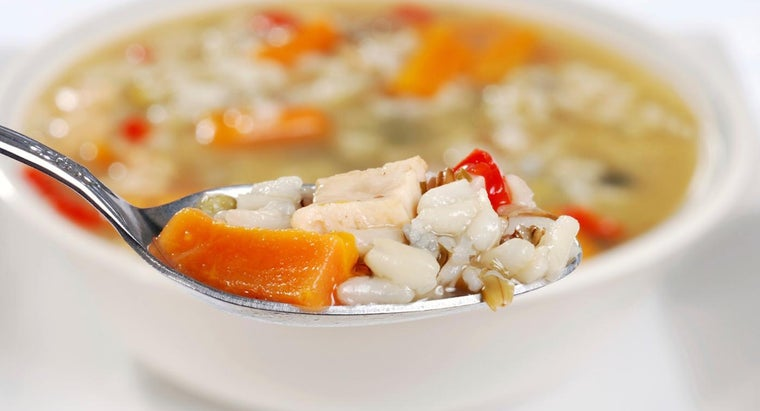 What Are Some Good Turkey Rice Soup Recipes?