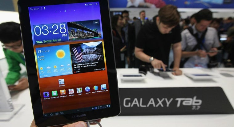 What Are Some Tips for Using a Samsung Tablet?