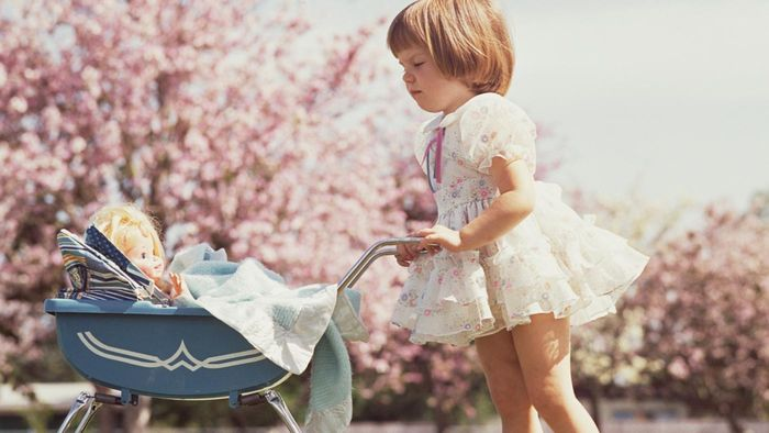 Where Can You Find the Value of Old Doll Carriages?