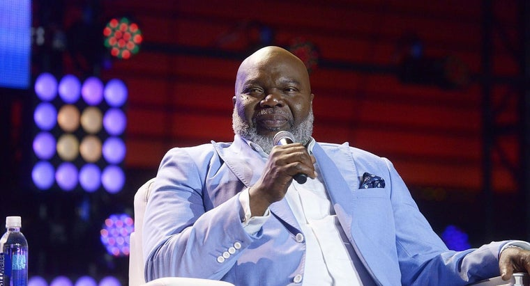 Did T.D. Jakes and His Wife Get Divorced?