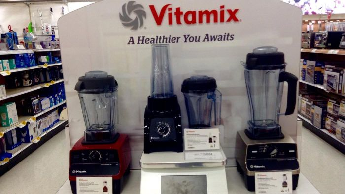 Where Can One Find Vitamix Blender Replacement Parts?