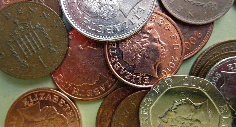 How Does the English Currency System Work?