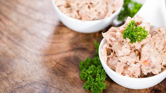 What is a good basic tuna salad recipe?
