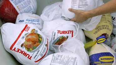 How Do You Clean a Frozen Turkey?