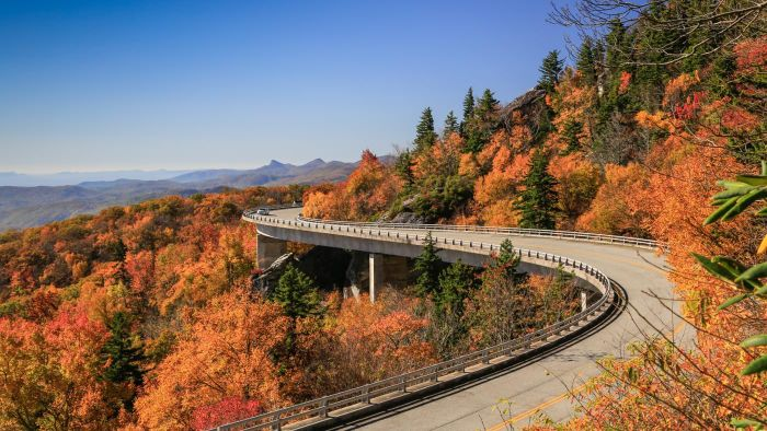What Is the Blue Ridge Parkway Viaduct?