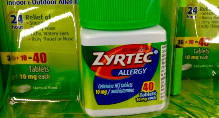 What Are Some Side Effects of Zyrtec?