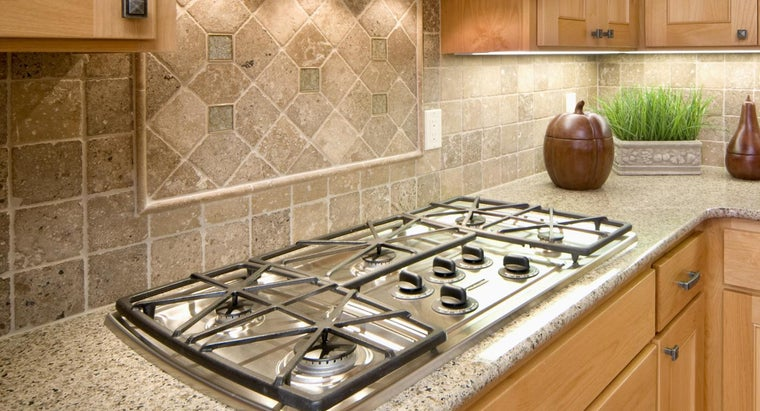 How Do You Replace a Glass Top Gas Range?