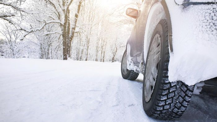 How Do You Determine the Size of Snow Tire That You Need for Your Car?