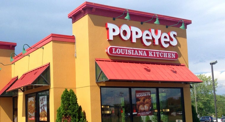 Where Can You Find a Listing of Popeye's Chicken Locations?