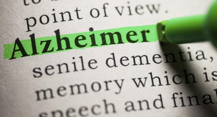 Is Alzheimer's Disease a Type of Dementia?