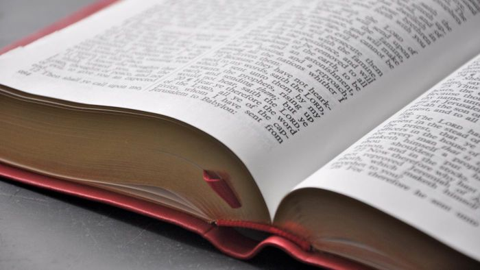 How Is the New King James Version of the Holy Bible Different From the Original?