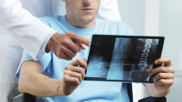 Why Do You Need an X-Ray to Examine the Spine?