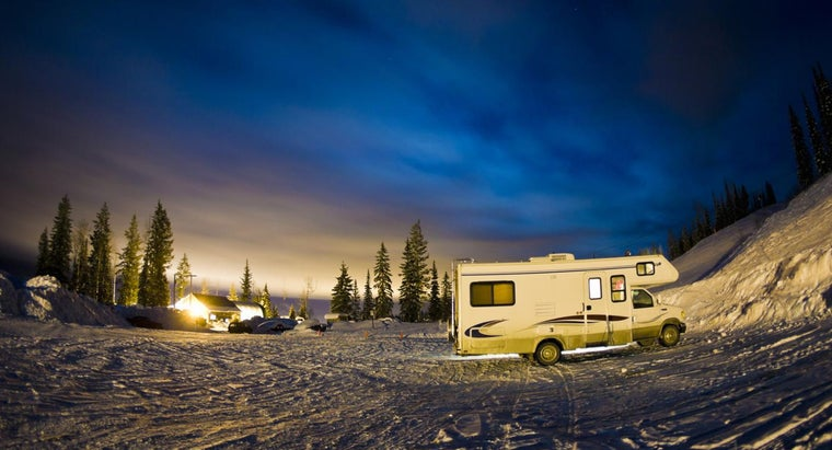 How Do You Find the Price of Used Motorhomes?
